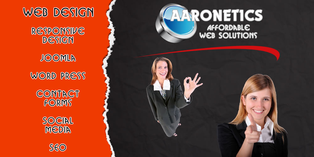 aaronetics-full-site-web-design