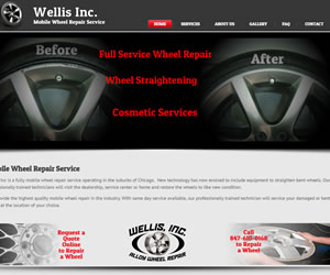 Wellis Wheel Repair